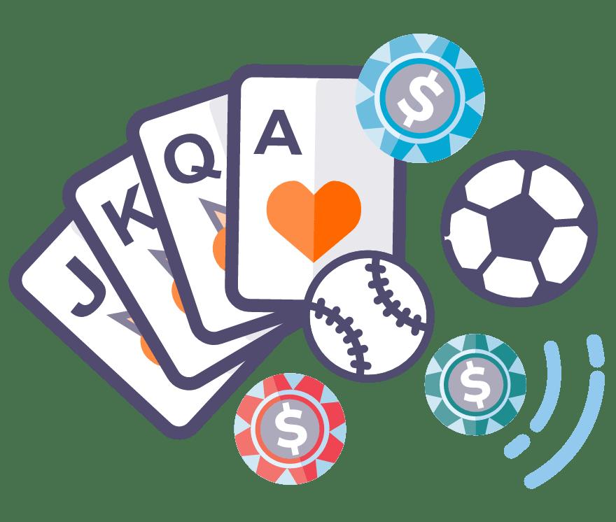 Zagraj w Sports Betting online — najlepszych 8 Kasyno Online z największymi wypłatami w roku 2021