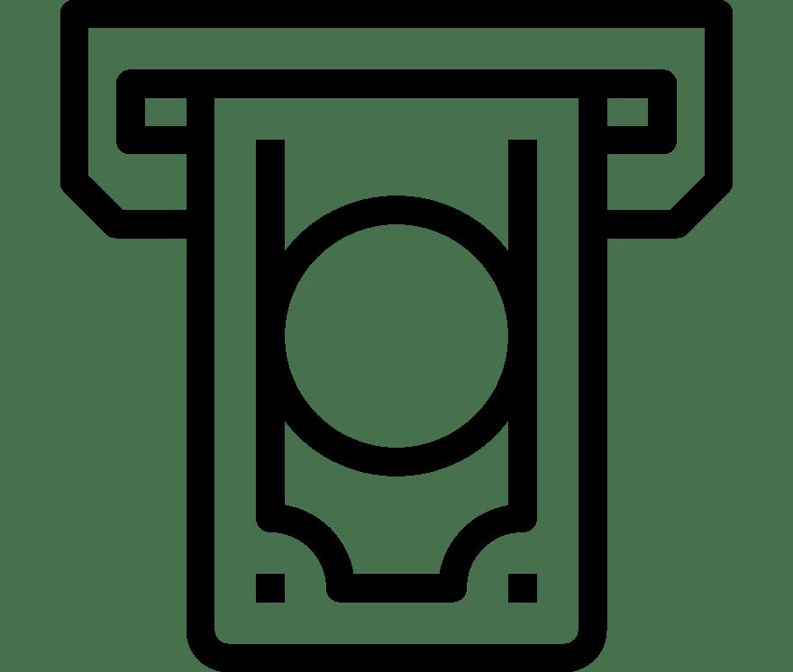 Top 1 ATM Kasyno onlines 2021 -Low Fee Deposits
