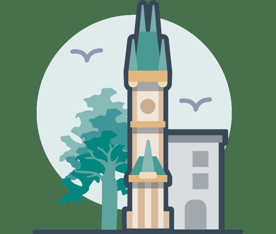 Najlepszych 29 Kasyno Onlines w Czechy w roku 2021