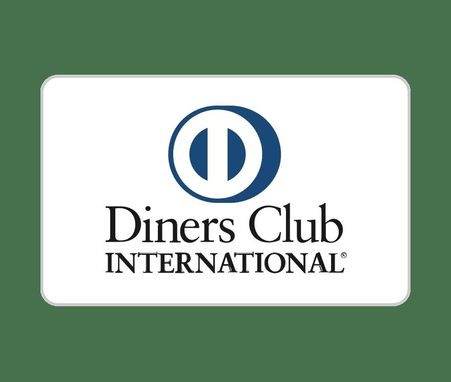Top 4 Diners Club International Kasyno Onlines 2021 -Low Fee Deposits
