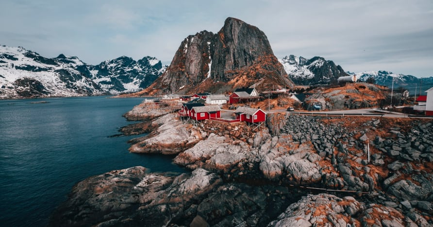 Hazard online w Norwegii