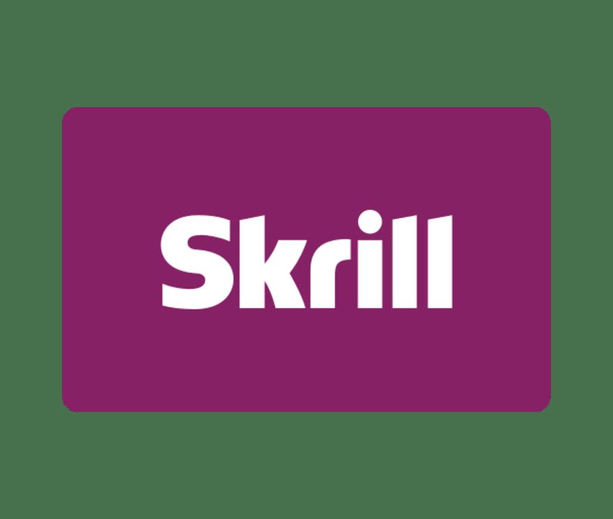 Top 108 Skrill Kasyno onlines 2021 -Low Fee Deposits