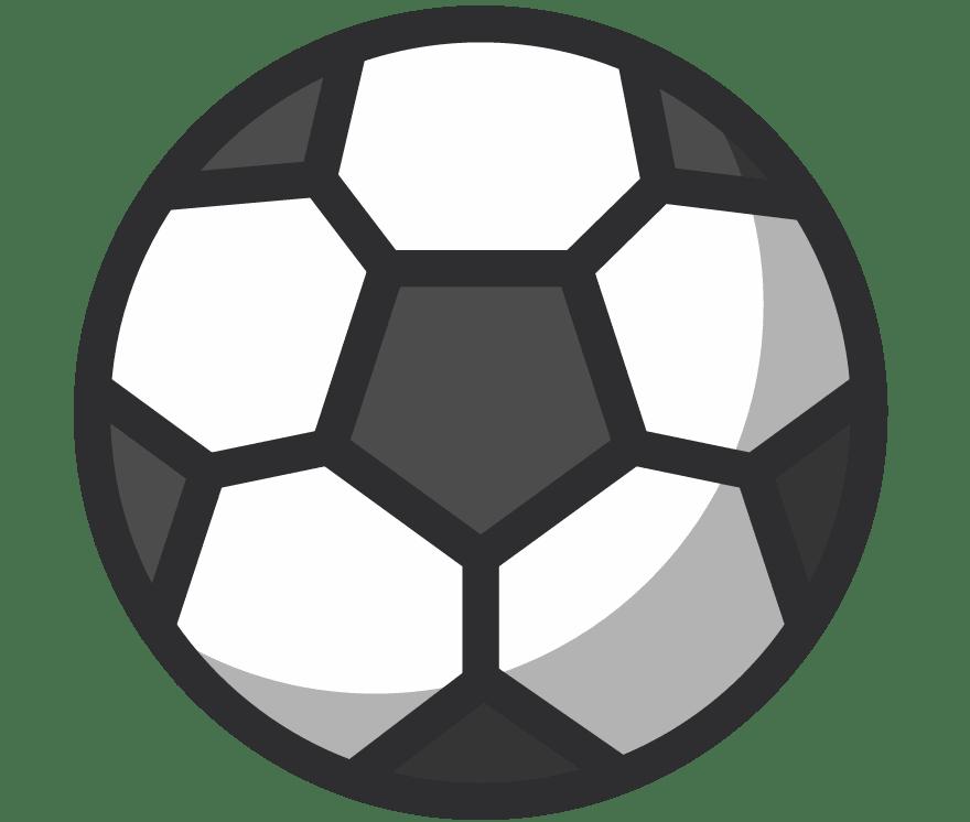 Zagraj w Football Betting online — najlepszych 26 Kasyno Online z największymi wypłatami w roku 2021