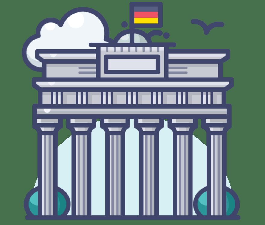 Najlepszych 86 Kasyno onlines w Niemcy w roku 2021