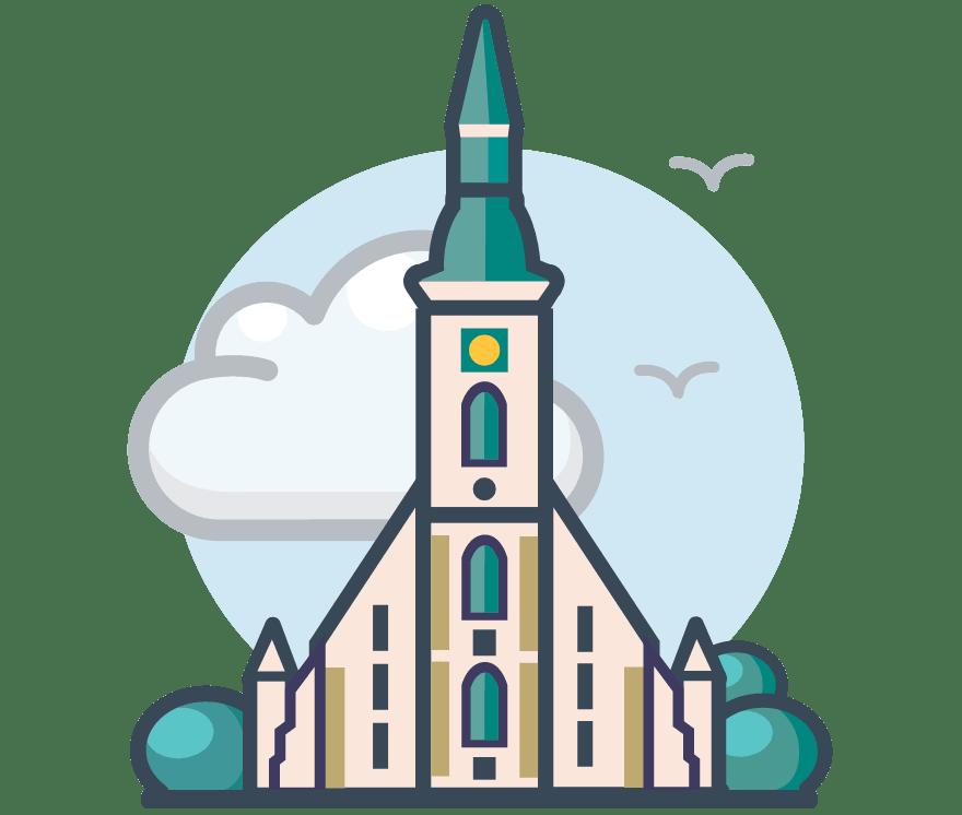 Najlepszych 15 Kasyno Onlines w Słowacja w roku 2021