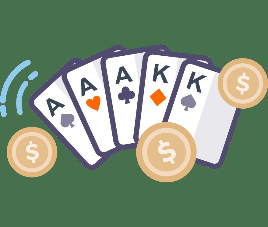 Zagraj w Poker online — najlepszych 79 Kasyno Online z największymi wypłatami w roku 2021
