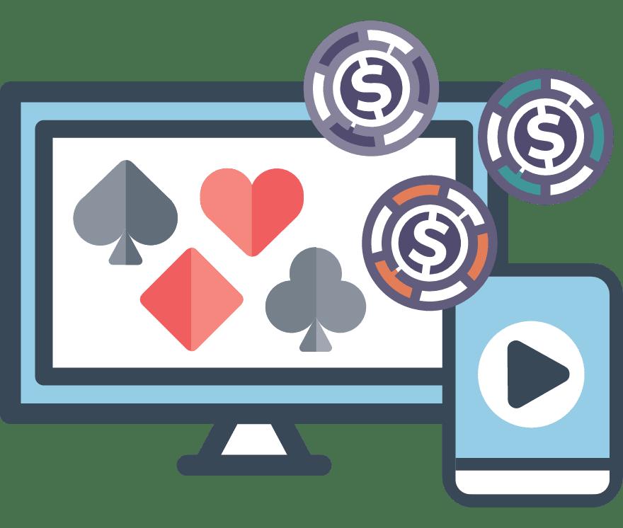 Zagraj w Wideopoker online — najlepszych 62 Kasyno Online z największymi wypłatami w roku 2021