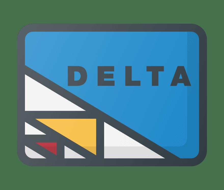 Top  Delta Kasyno Onlines 2021 -Low Fee Deposits
