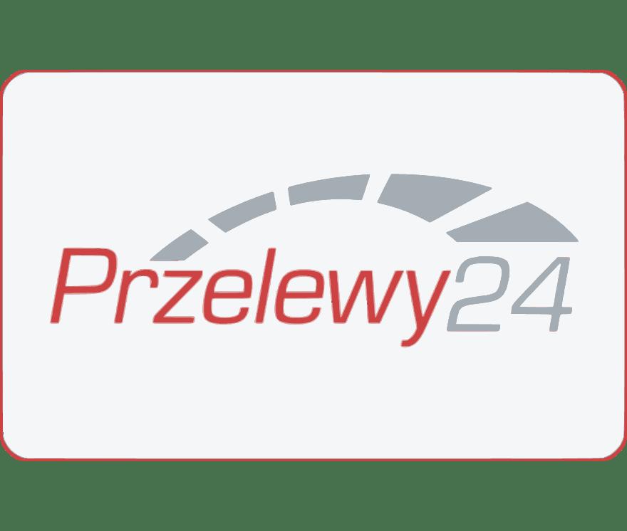 Top 4 Przelewy24 Kasyno Onlines 2021 -Low Fee Deposits