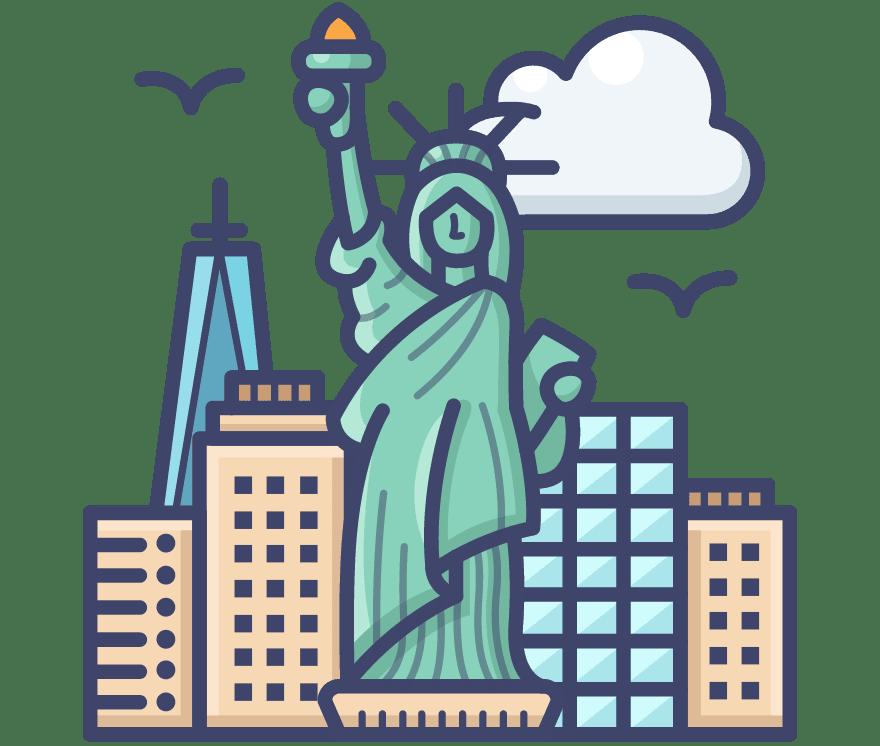 Najlepszych 16 Kasyno Onlines w Stany Zjednoczone w roku 2021