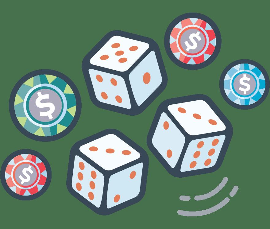 Zagraj w Sic Bo online — najlepszych 39 Kasyno Online z największymi wypłatami w roku 2021