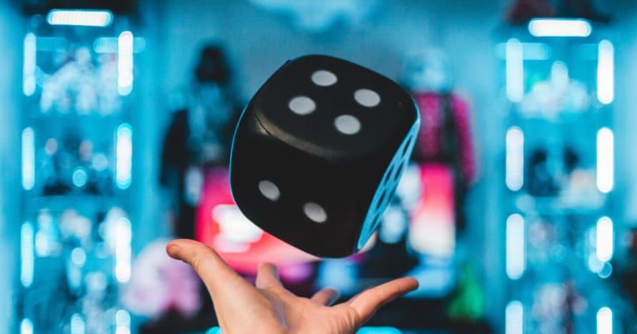 Elementy ryzyka i przewaga kasyna w grach kasynowych online