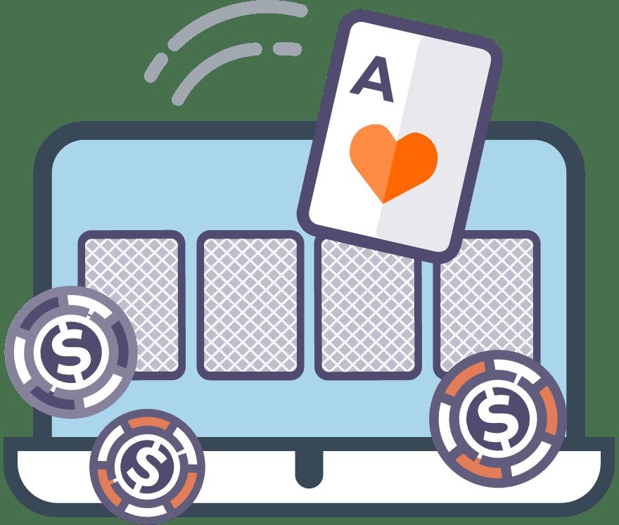 Zagraj w Caribbean Stud online — najlepszych 32 Kasyno Online z największymi wypłatami w roku 2021