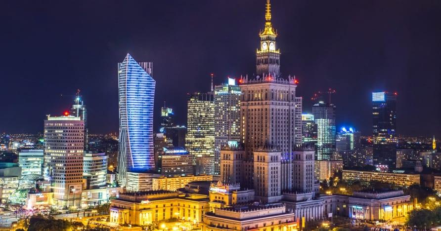 Polskie kasyna online: hazard internetowy w Polsce