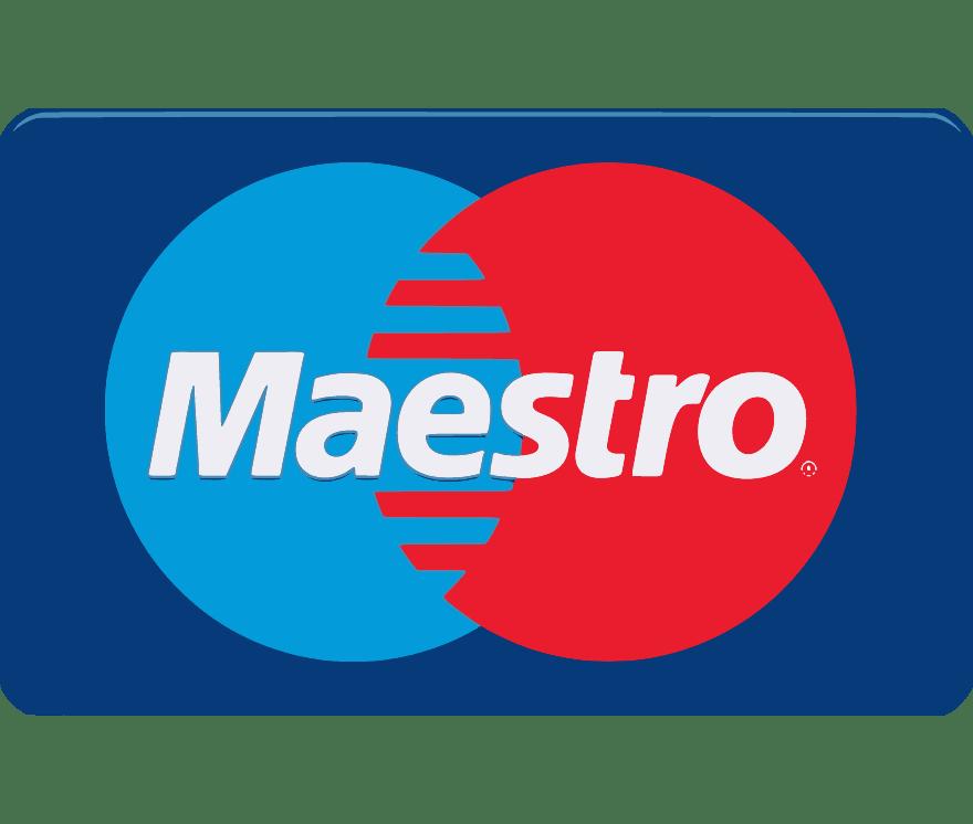Top 36 Maestro Kasyno Onlines 2021 -Low Fee Deposits