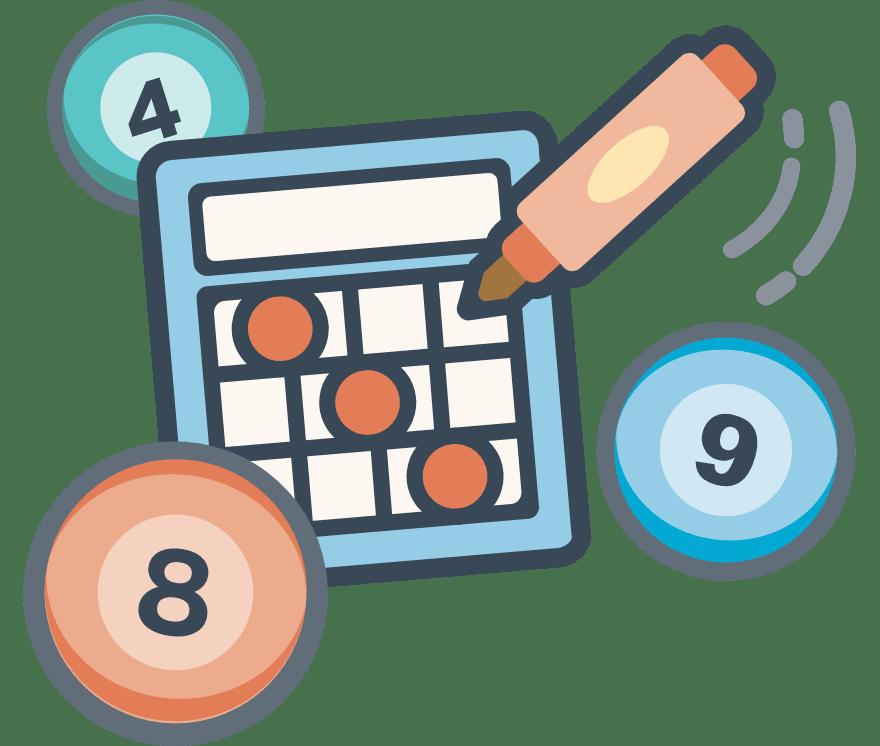 Zagraj w Bingo online — najlepszych 49 Kasyno Online z największymi wypłatami w roku 2021
