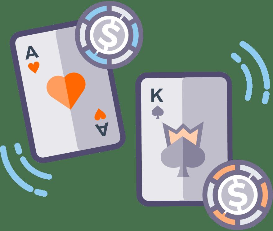 Zagraj w Casino War online — najlepszych 7 Kasyno Online z największymi wypłatami w roku 2021